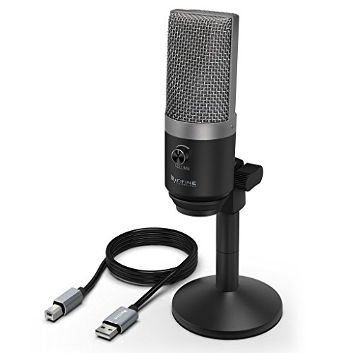Best Fifine Microphone for voice over