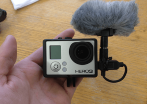 microphone for gopro hero 5
