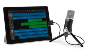 wired mic for iPad