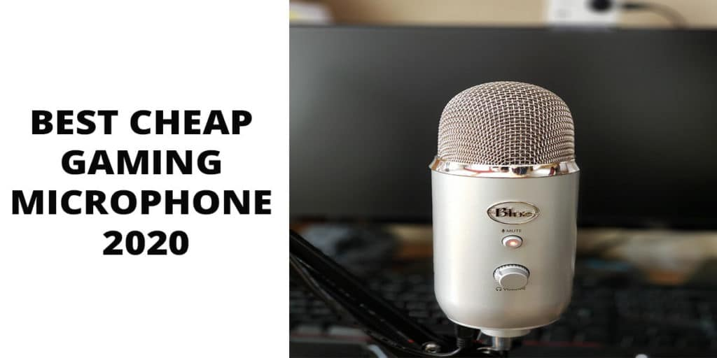 best microphone for gaming 2020