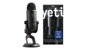 Yeti By Blue Microphone 2020