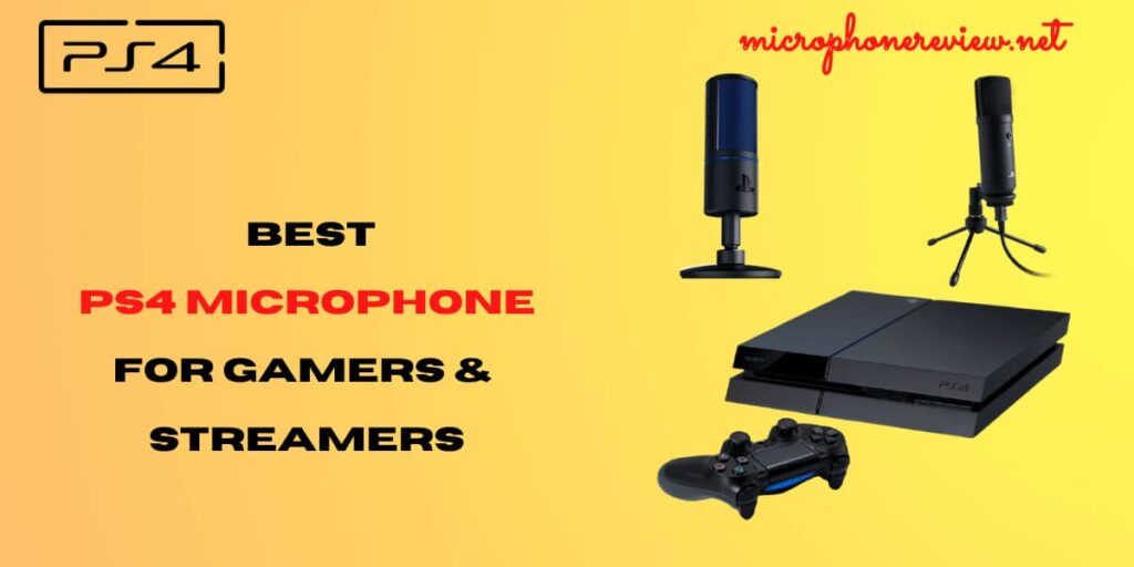 best PS4 microphone