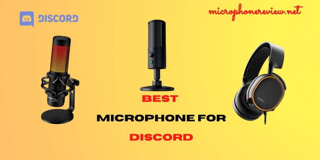 best microphone for discord